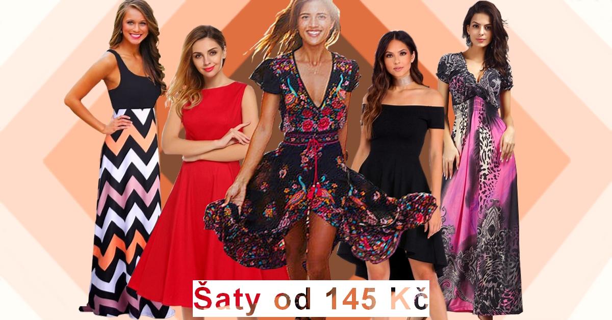 Šaty - Dámská konfekce - Móda  880705a64f