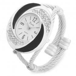 Dámské náramkové hodinky v originálním designu