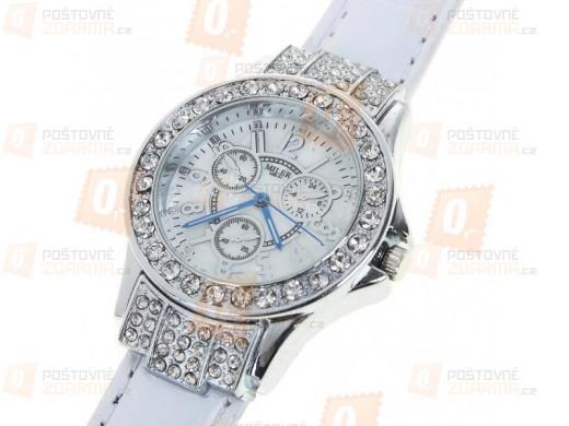 Dámské hodinky s třpytivými kamínky ... 2128cacb213