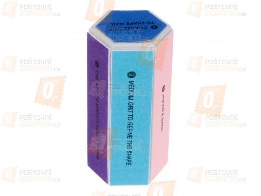 Pilník na nehty - 7 druhů povrchu