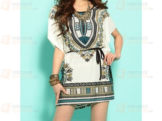 Dámské etno šaty