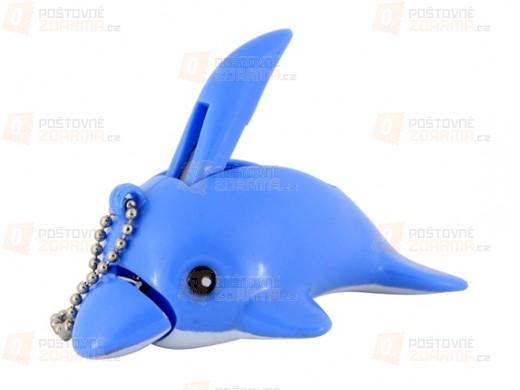 Cvakátko na nehty ve tvaru delfínka