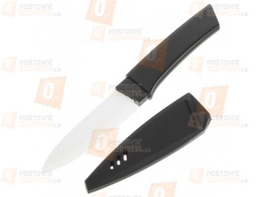 Keramický nůž - délka čepele 76 mm