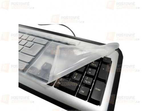 Ochranná fólie na klávesnici stolního PC