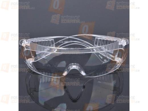 Plastové pracovní brýle