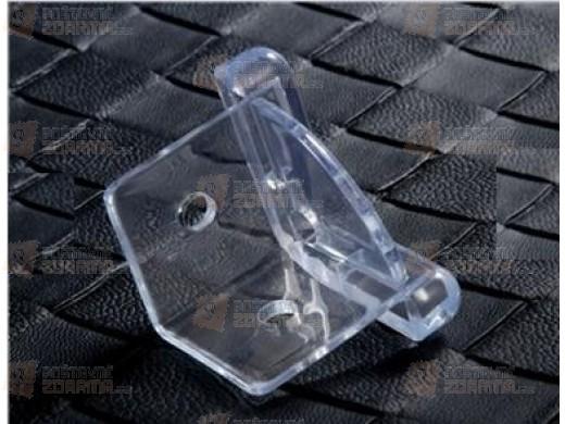 Transparentní ochrana rohů nábytku