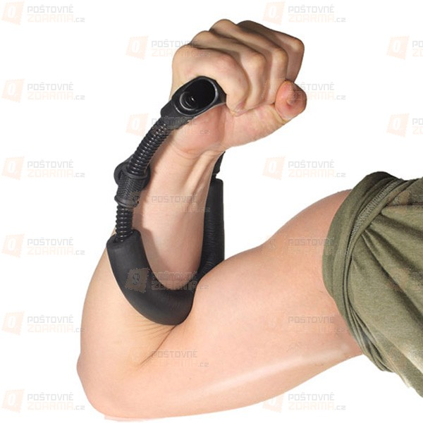 Náčiní na posilování zápěstí