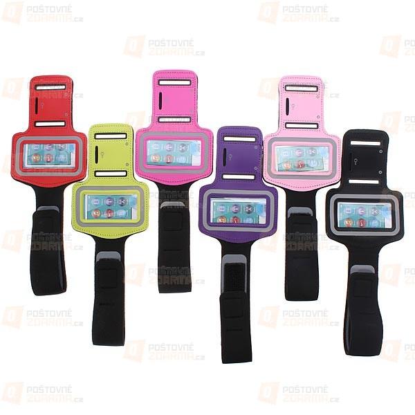 Sportovní pouzdro na ruku na iPod Nano 7 - v 6 barvách