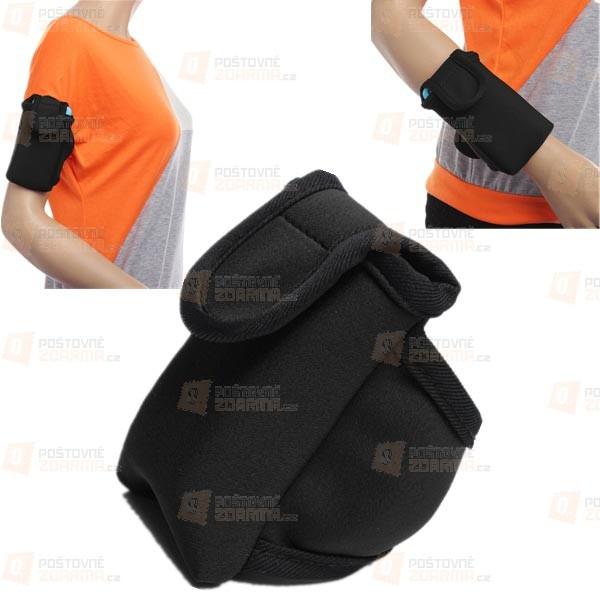 Sportovní kapsa na ruku - 3 barvy