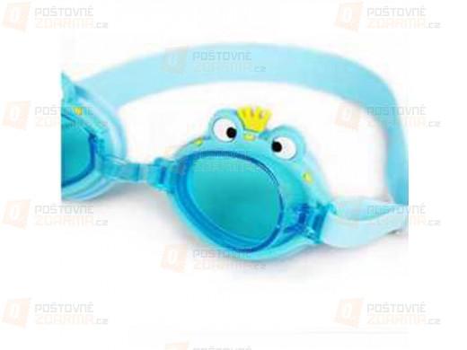 Dětské plavecké brýle se zvířecími motivy - 2 barvy