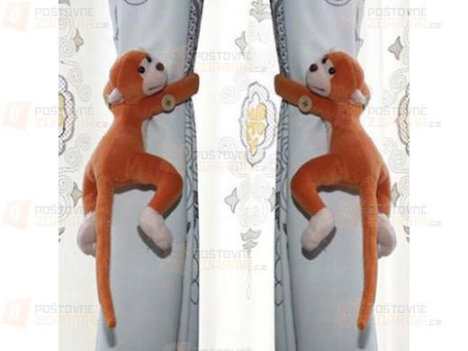 2 ks opiček na závěsy