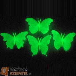 Fluorescentní motýlci