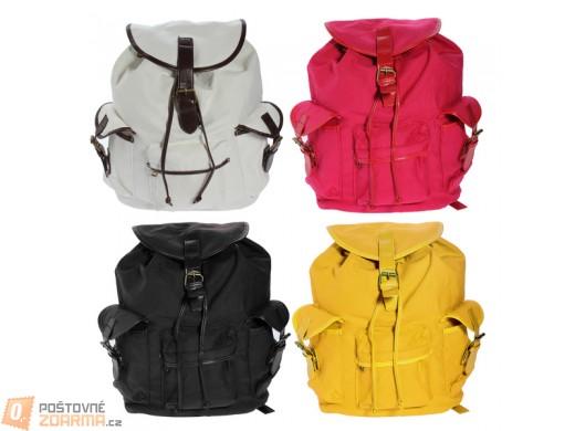 Dámský batoh - ve 4 barvách