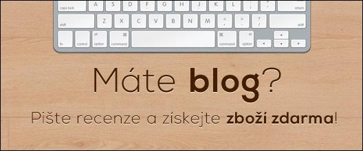 spolupráce s blogery