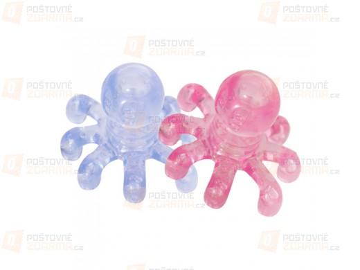 Pomůcka na masáž - chobotnice