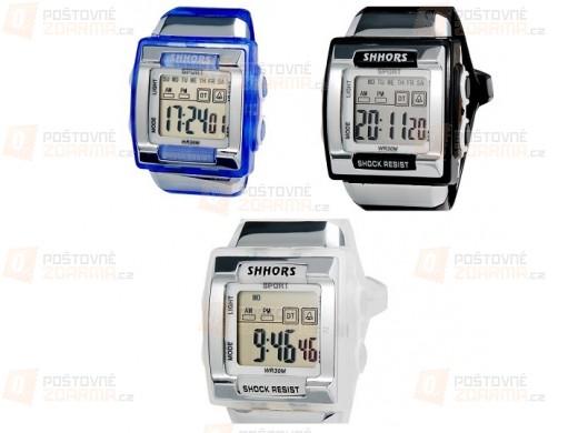 Unisex hodinky - 3 barvy