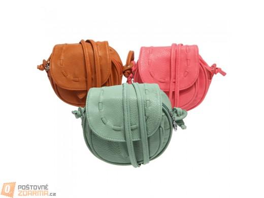 Dámská mini kabelka přes rameno - ve 2 barvách