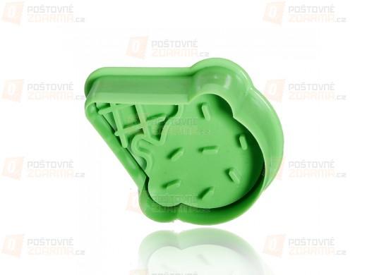 Forma na sušenky ve tvaru zmrzliny