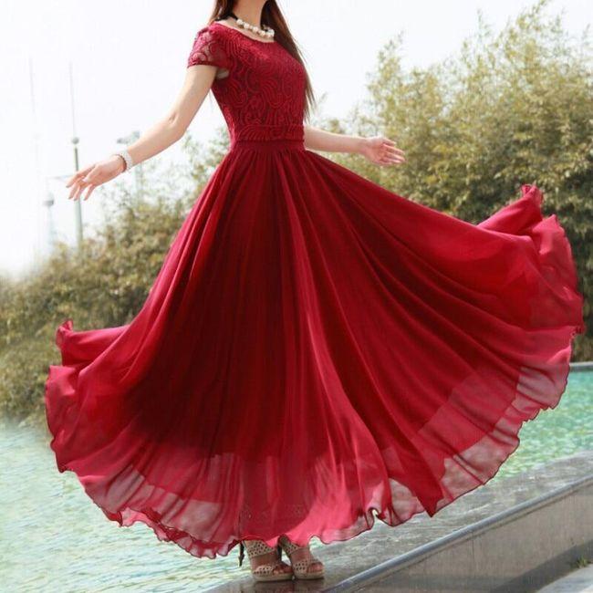 Dámské šaty Aurora 1
