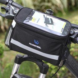 Cyklistická taška na řídítka