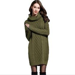 Dámské pletené šaty Nania
