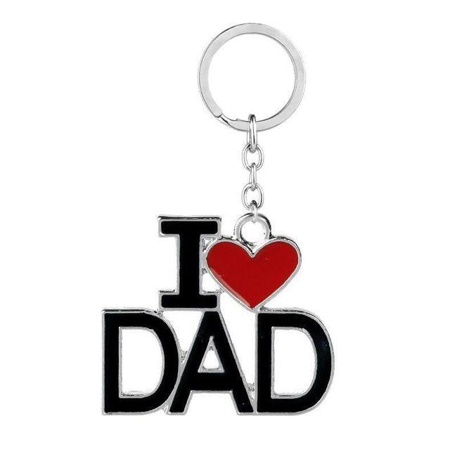 Klíčenka pro maminku nebo tatínka 1