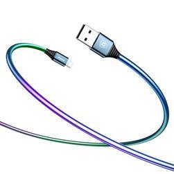 Duhový USB nabíjecí kabel - 3 barvy