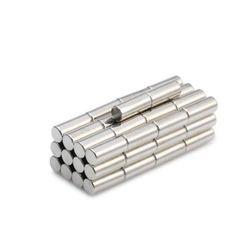 Neodymové magnety 4 x 10 mm - 50 ks