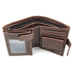 Pánská peněženka s velkou kapacitou