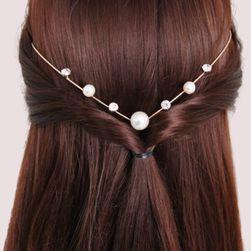 Luxusní čelenka do vlasů