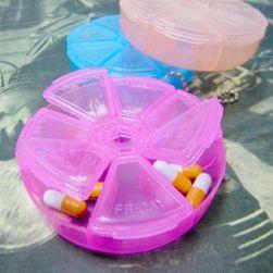 Týdenní krabička na léky