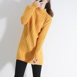 Dámské pletené šaty Minira