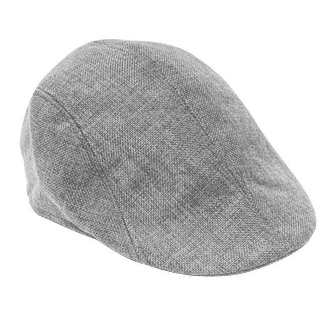 Ležérní retro čepice 1