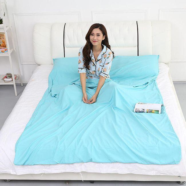 Tenký spací pytel - 4 barvy 1