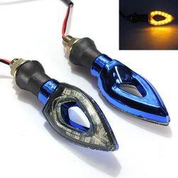 LED blinkry na motocykl - 12 LED, 2 barvy