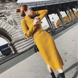 Dámské pletené šaty Isabelle