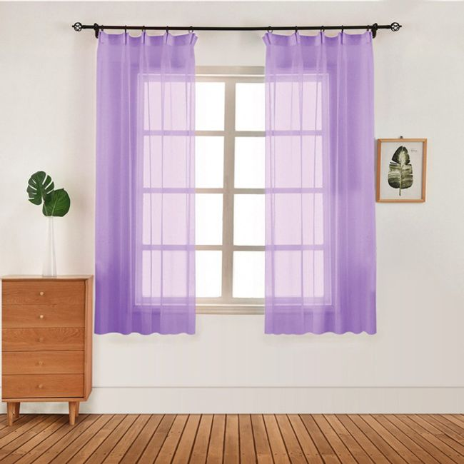 Záclona na okno Azaria 1