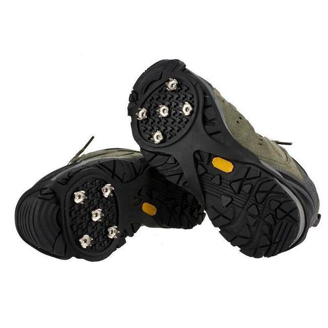 Elastická pomůcka na boty proti uklouznutí 1