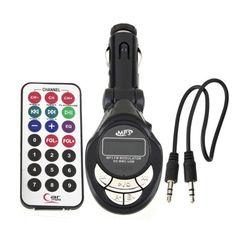 MP3 přehrávač do auta s ovladačem