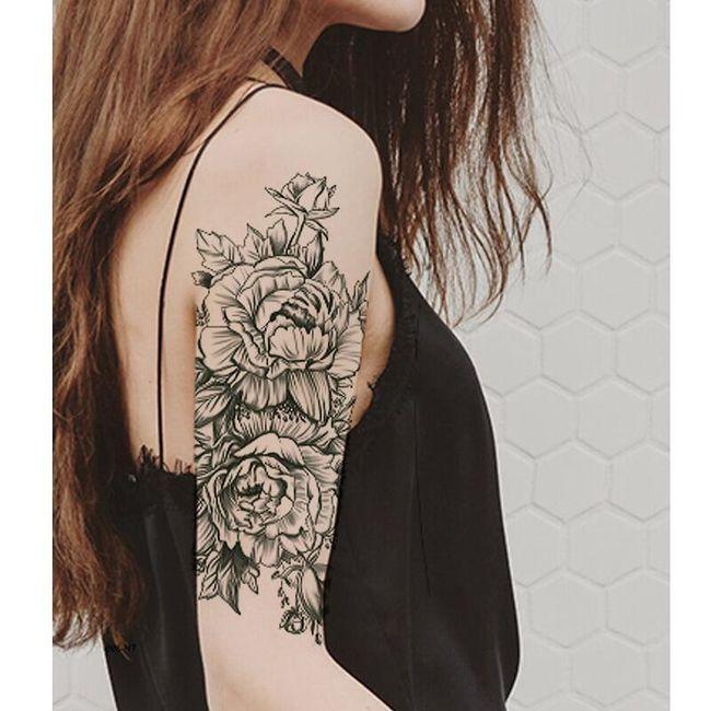 Dočasné tetování CJN1 1