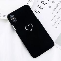 Kryt na iPhone se srdcem