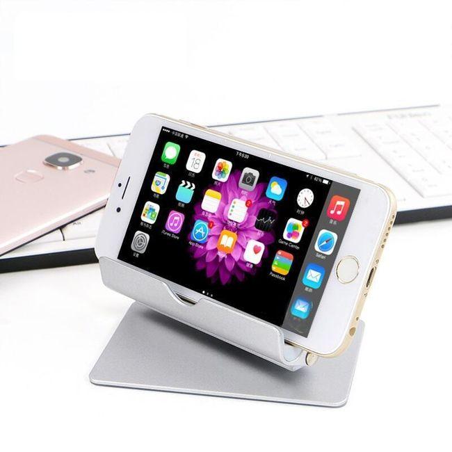 Mini otáčecí stojánek na telefon 1