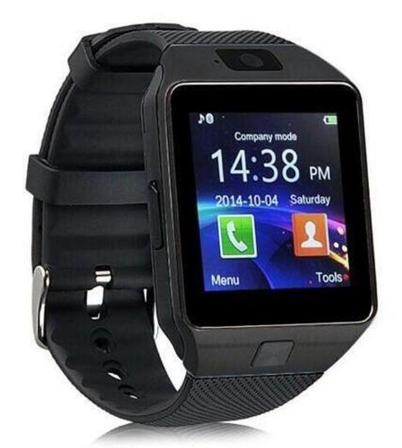 Chytré bluetooth hodinky pro Android smartphony s kamerou 1