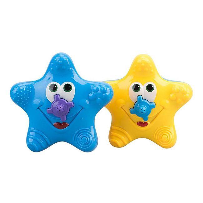 Umělohmotná hvězda do vany 1