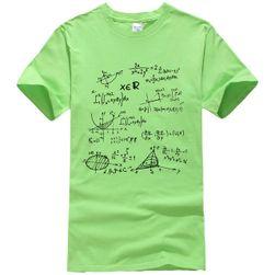 Tričko s matematickým příkladem