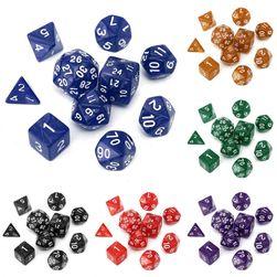 TRPG hrací kostky - 10 ks