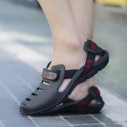 Gumové pánské sandály do vody - různé barvy