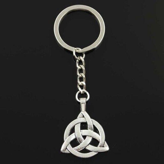 Přívěsek na klíče s amuletem 1