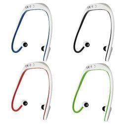Sportovní bezdrátová sluchátka