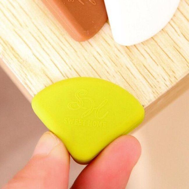 Bezpečností prvky na rohy stolů - 3 barvy 1